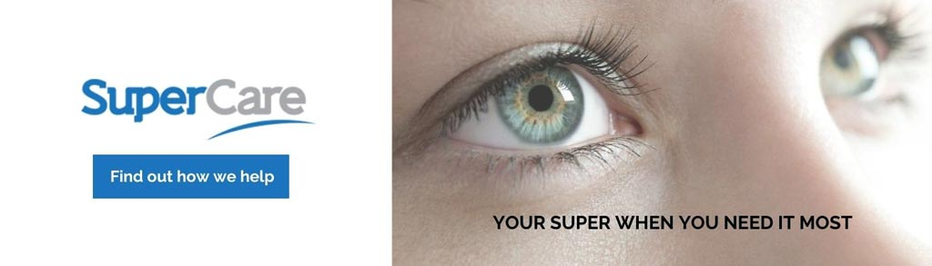 SUPERCARE - Access your Superannuation to pay for your Cataract Surgery
